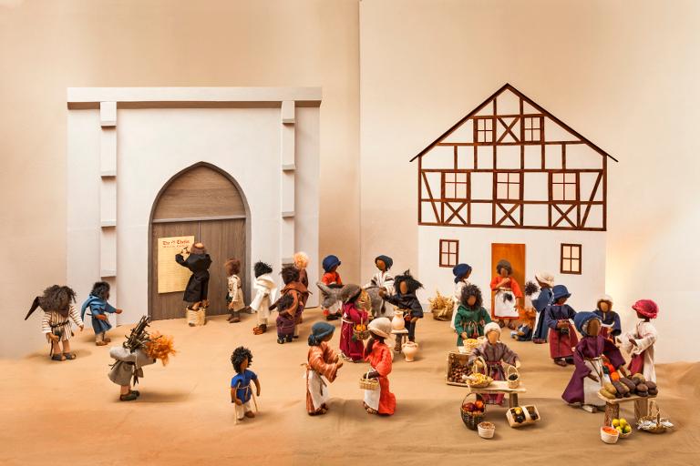 Neuenbuerger Adventsfenster