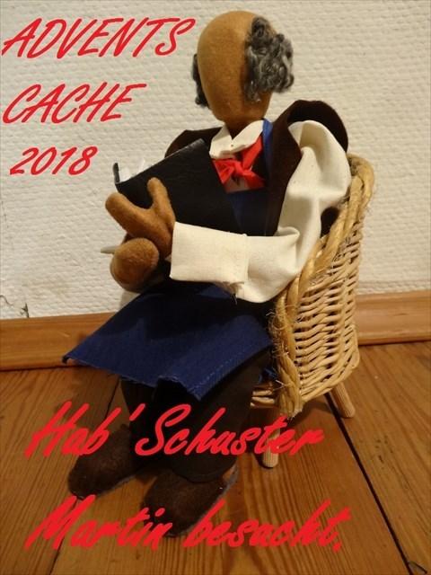 """Geocache """"Adventscache Schuster Martin"""""""