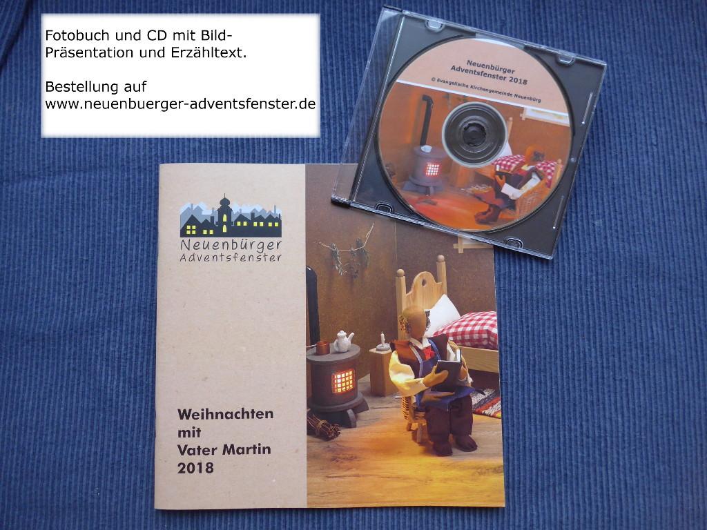 CD's und Fotohefte ab jetzt erhältlich